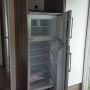 2019 Europa Maple 32x12 Kitchen Integrated Fridge Freezer