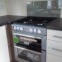 2019 Europa Maple 32x12 Kitchen New World gas cooker